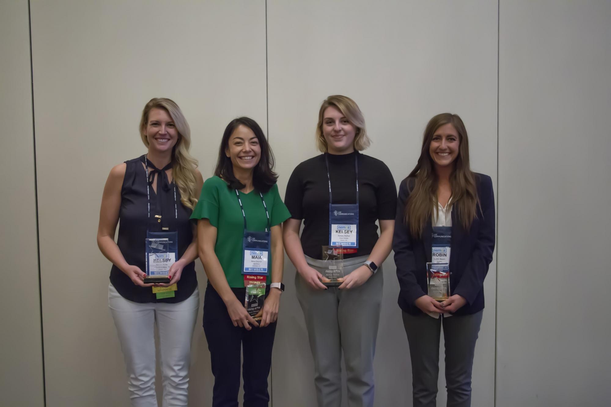 Fall 2018 Scholarship Winners