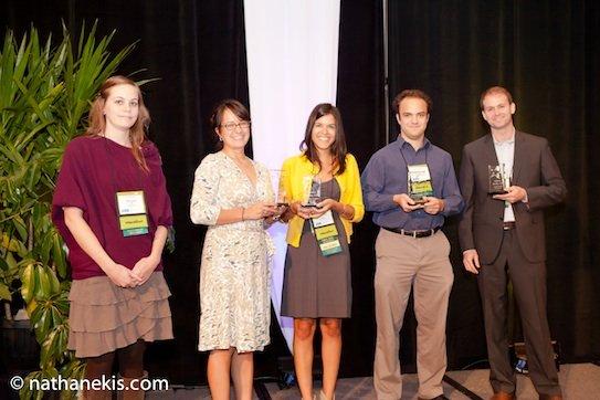 Fall 2012 Scholarship Winners