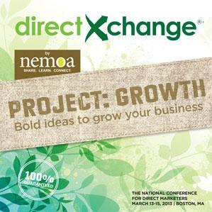 directXchange Spring 2013 Conference Brochure