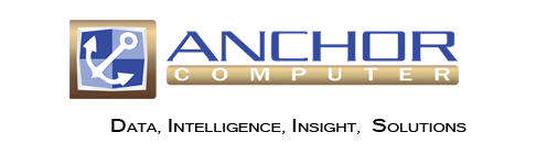 Anchor Computer - Data, Intelligence, Insight, Solutions