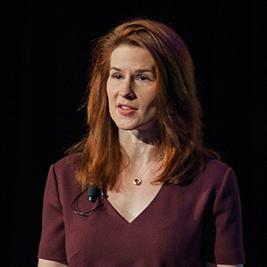 Summit speaker Anastasia Kudrez